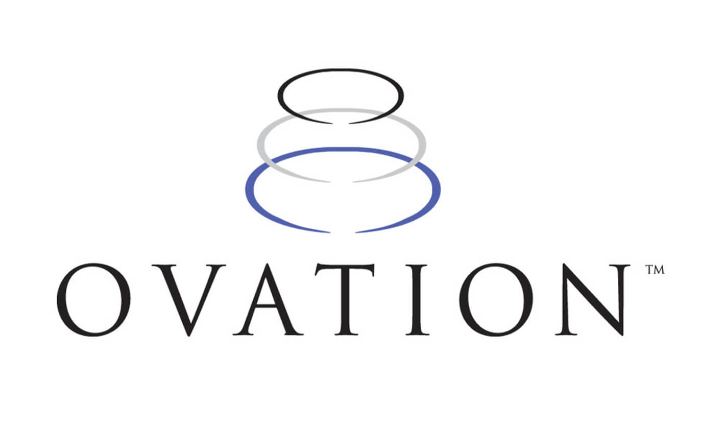 Ovation Tower Campaign Logo