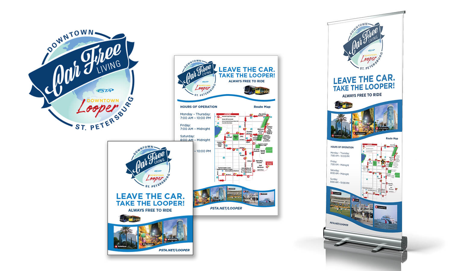 PSTA Print and Collateral